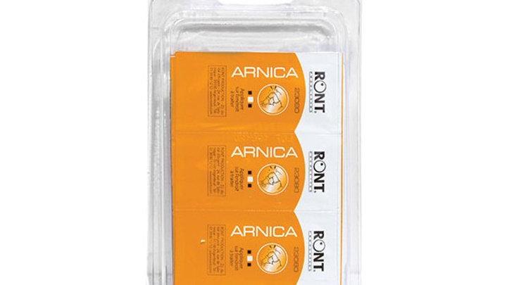 Trio Arnica sous blister