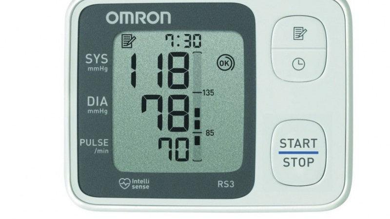 Tensiomètre poignet RS3 OMRON