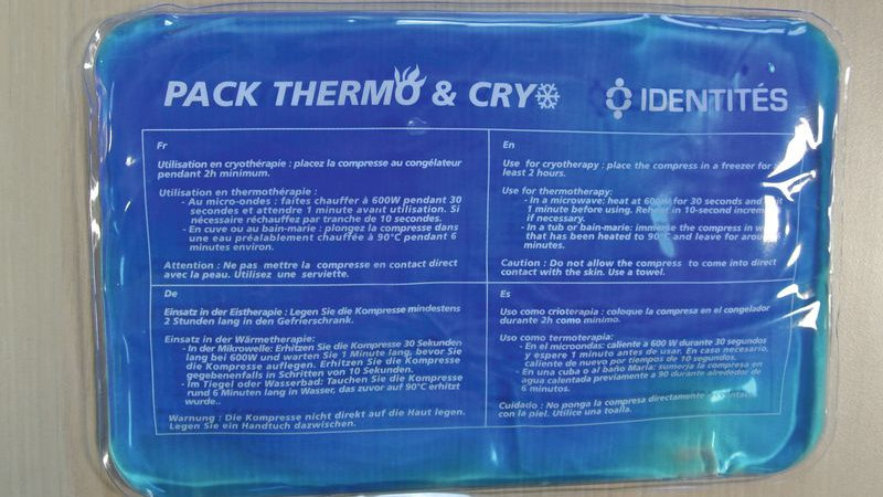 Compresse Thermo/Cryo Eco