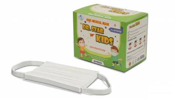 boîte de masque enfant x50