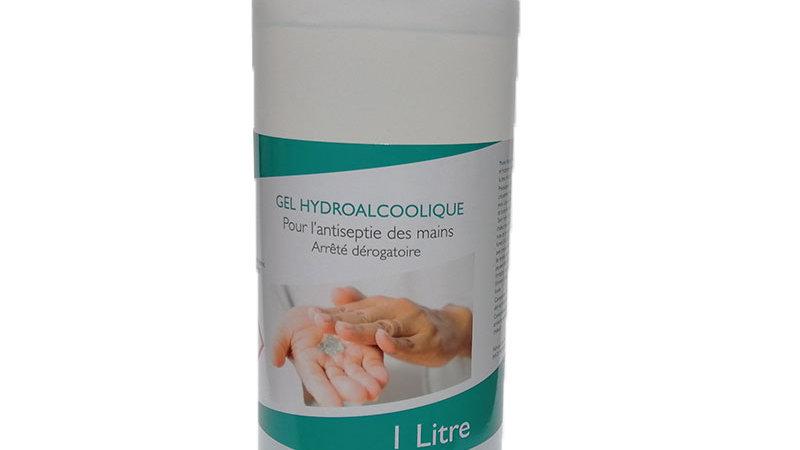Gel hydroalcoolique  1L Alogovital
