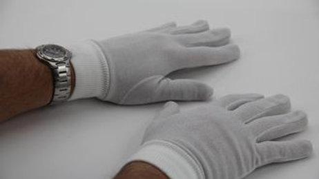 Paire de gants thermiques homme