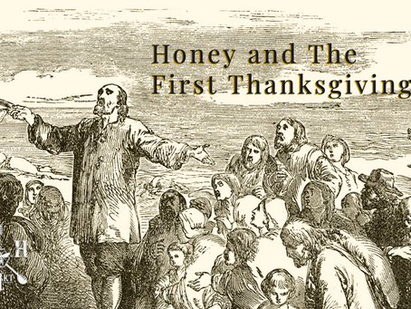 Honey and The First Thanksgiving