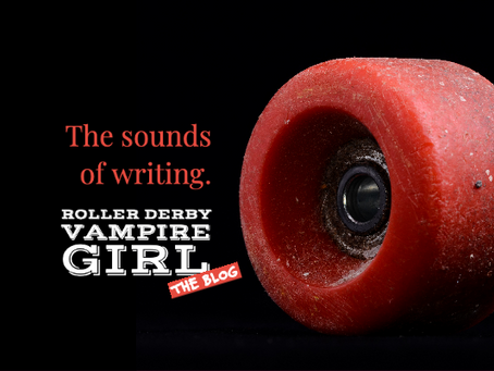 The sounds of writing.