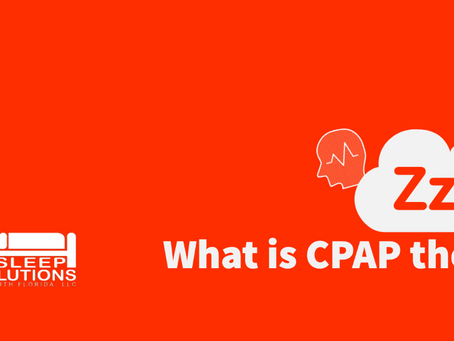 What is CPAP therapy?