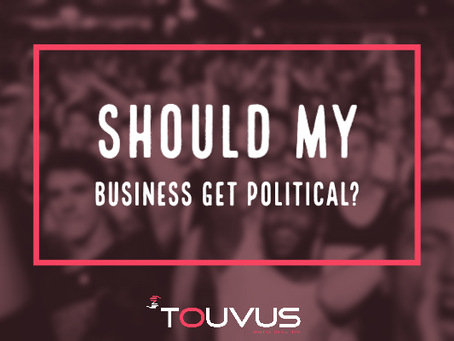 Should my business get political?