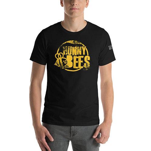 RDVG Hunny Bees Short-Sleeve Unisex T-Shirt