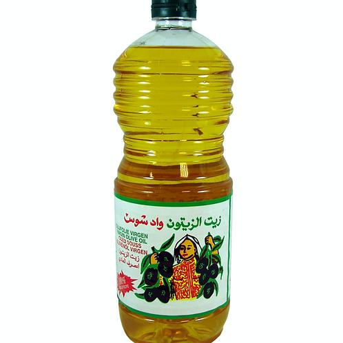 Oued Souss huile d'olive origine maroc