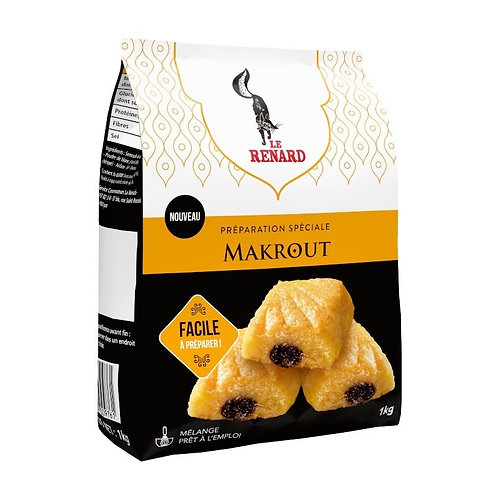 Le Renard - Makrout