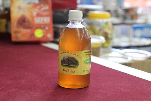Huile d'argan comestible Taliouine 100% végétale