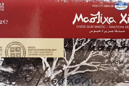 "Chios Mastic Gum Mastic ""Tidkt"""