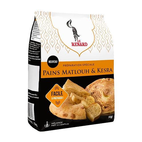 Le Renard - Pains Matlouh & Kesra