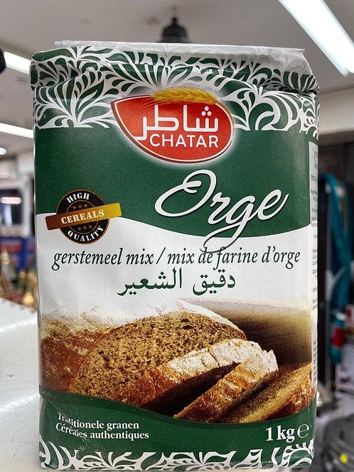 Mix de farine d'orge Chatar