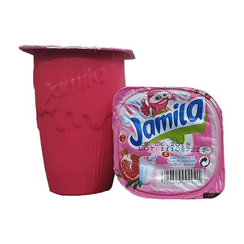 Raibi jamila - yaourt à boire