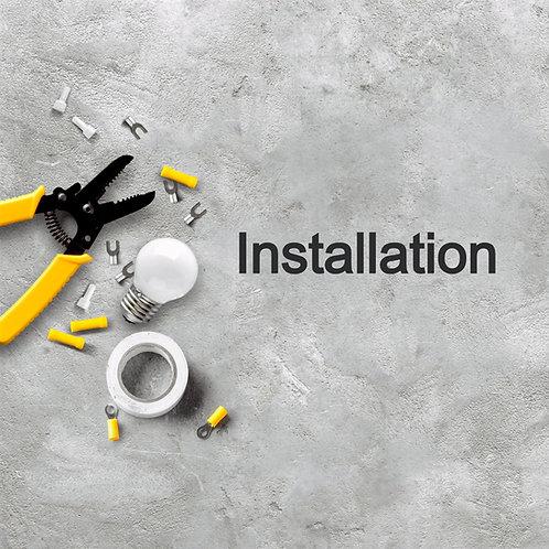Service installation 3