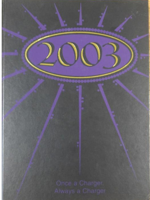 2002-2003 Yearbook