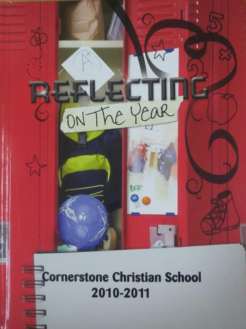 2010-2011 Yearbook