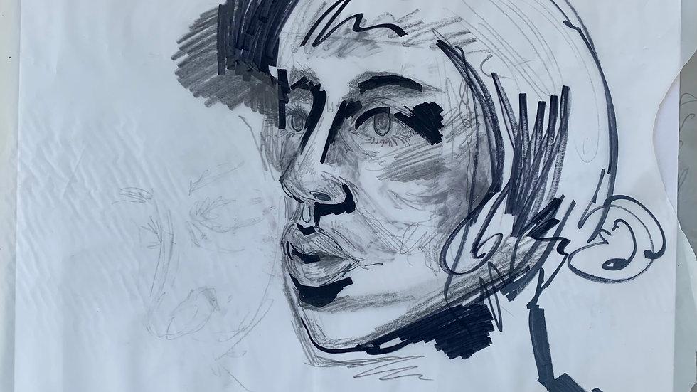 Emily Portrait Study