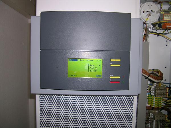 STULZ Minispace Klimaschrank-Display