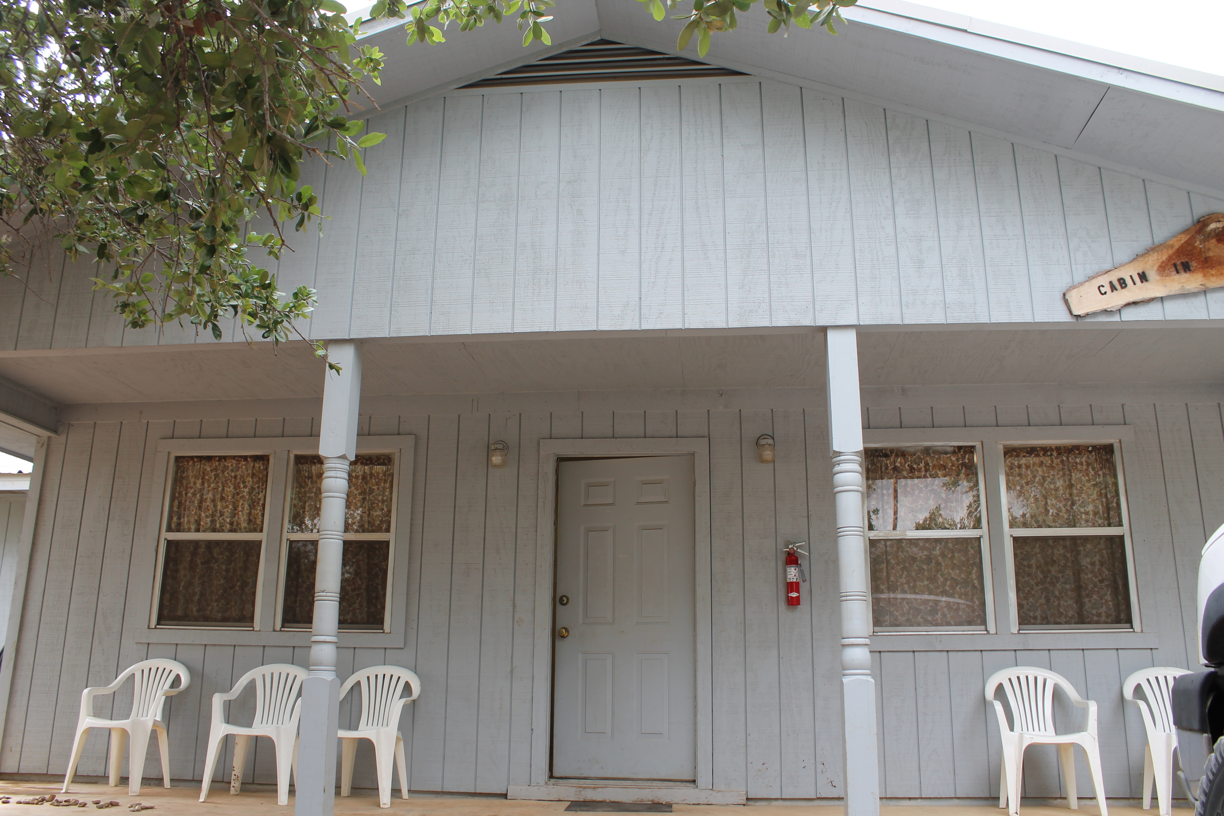 Staff Cabin Exterior