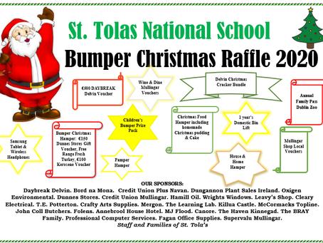 Christmas Bumper Raffle!