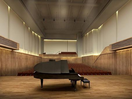 UK: The Chetham's International Piano Summer School.