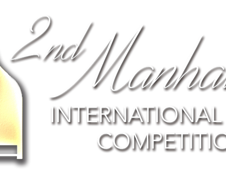 USA: Jury member at the 2nd Manhattan International Music Competition 2017.