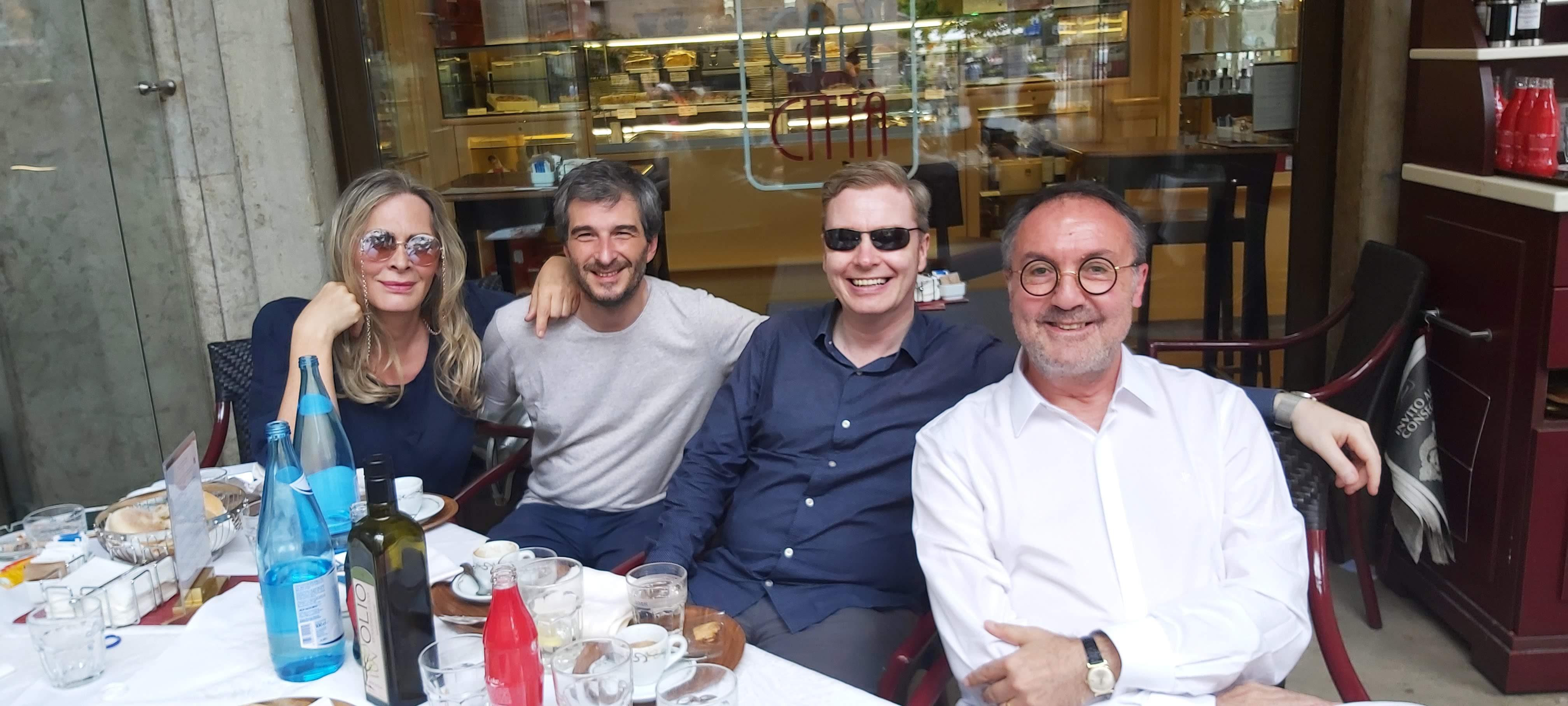 Masterclass in Bolzano 2019
