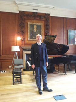 Masterclass at Oxford University