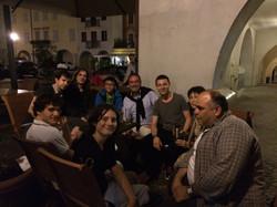 Masterclass in San Daniele