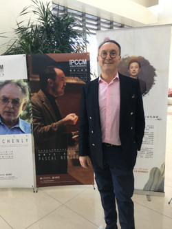 Masterclass at the Shanghai Conservatory