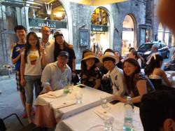 Masterclass in Perugia