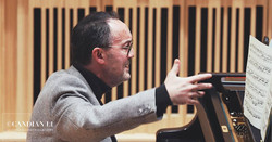 Masterclass at the Royal Birmingham Conservatoire