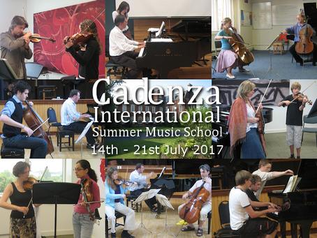 UK: Cadenza 2017.