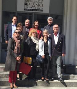 Antoine de Saint-Exupéry Competition Jury 2019