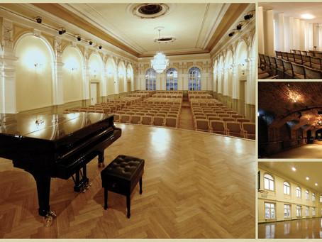 Estonia: Alion Baltic International Music Festival.
