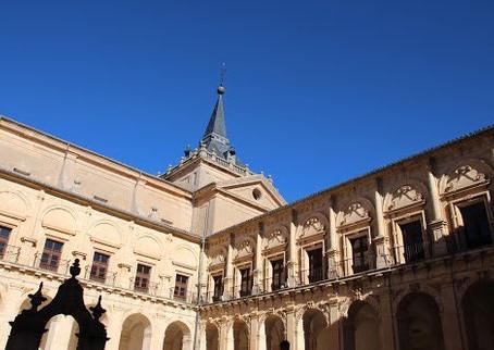 """Spain: Festival Internacional de Música """"Villa de Almonacid del Marquesado""""."""