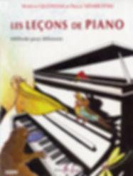 Les Leçons de piano Béatrice Quoniam & Pascal Nemirovski