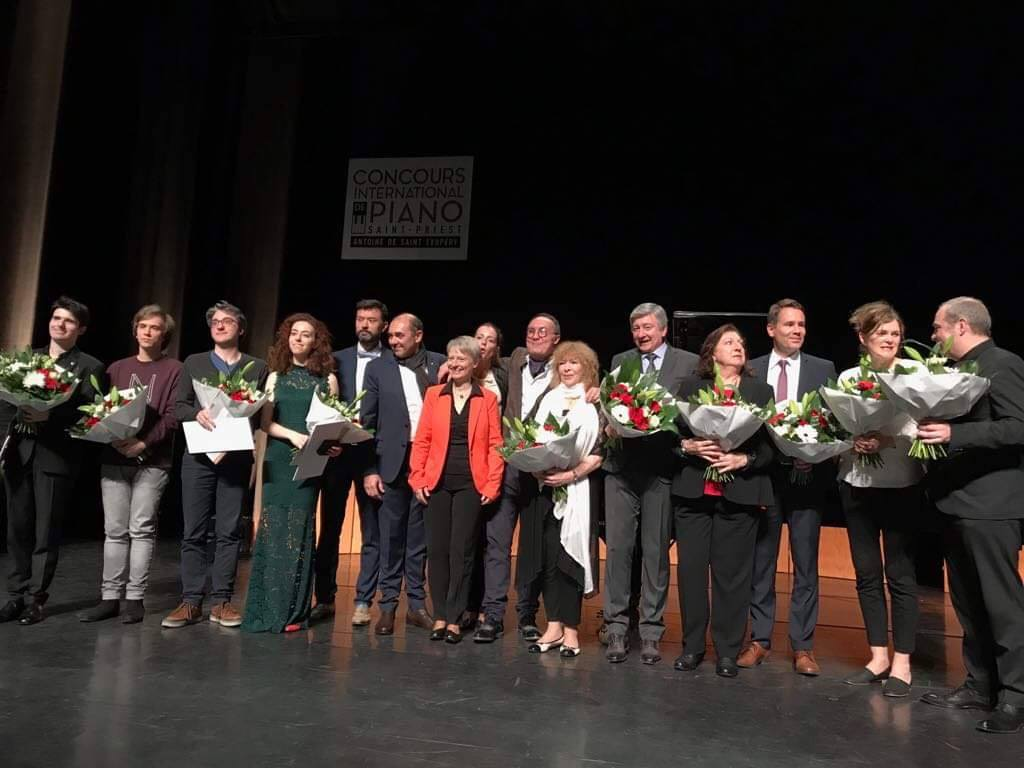 Concours International de Piano Antoine de Saint-Exupéry 2019