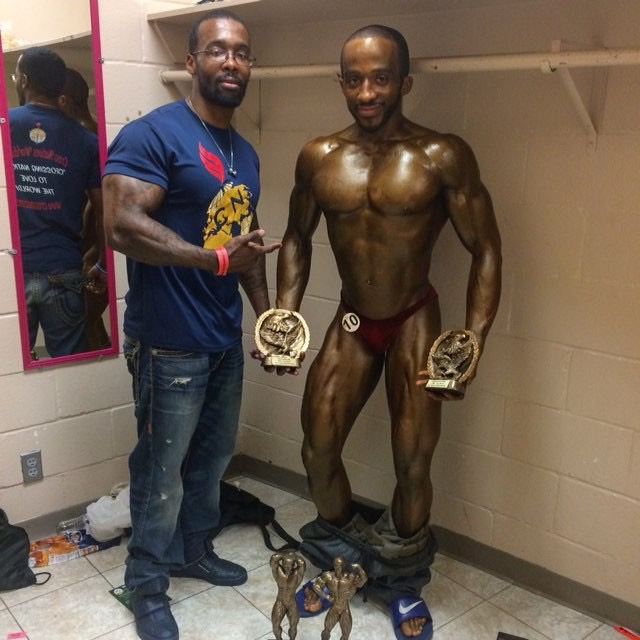NGA Pro Bodybuilder