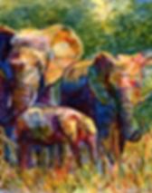 Sheryl Williams - Electric Elephants - 1