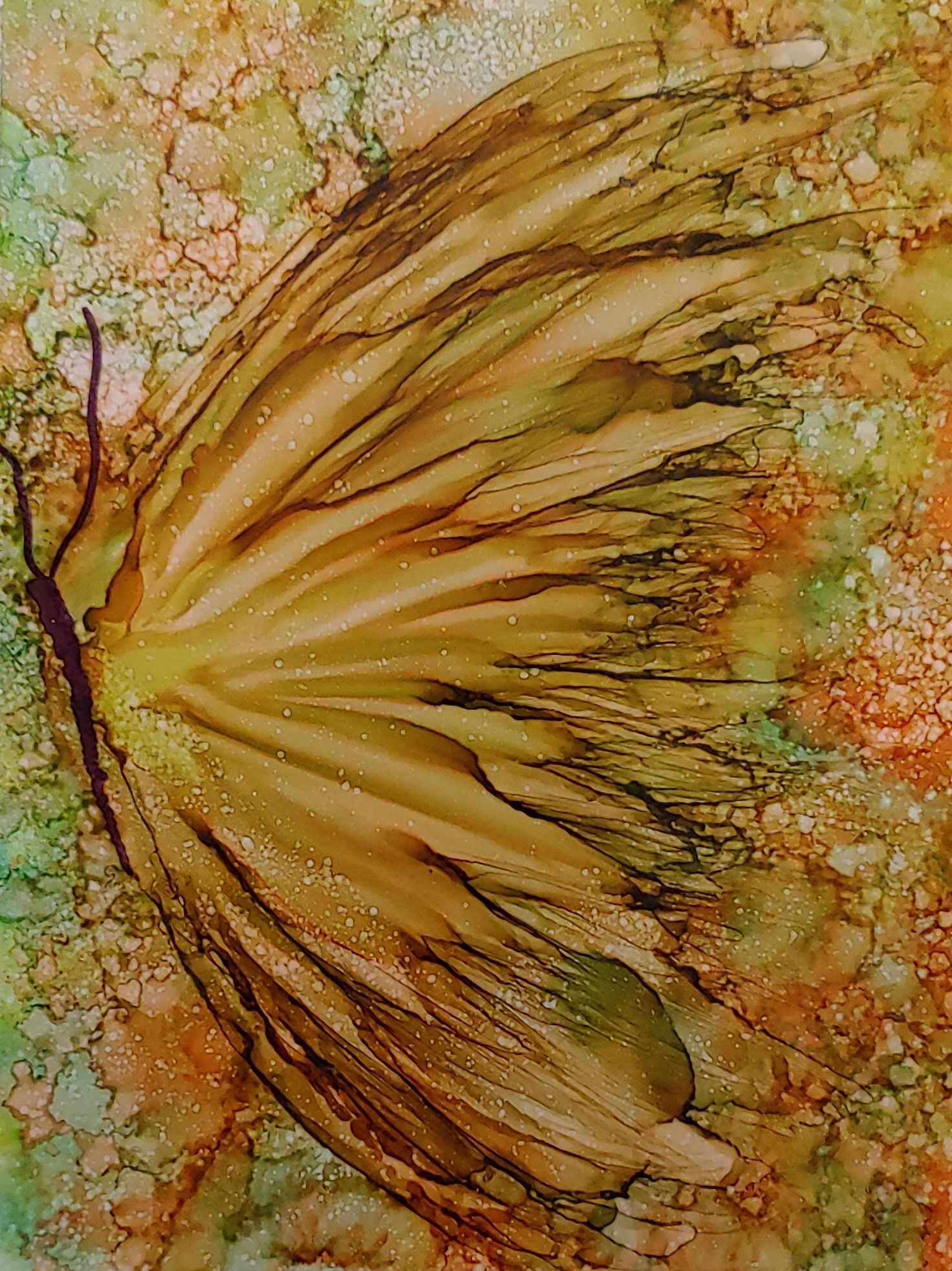 Alcohol Ink Creations 3