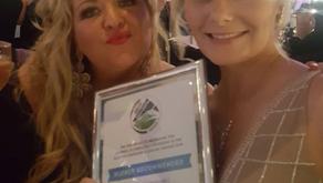 Scottish Outdoor Leisure Awards Runner Up 2019!