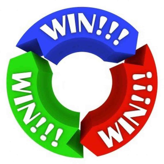 Web Design のWin-Win-Win