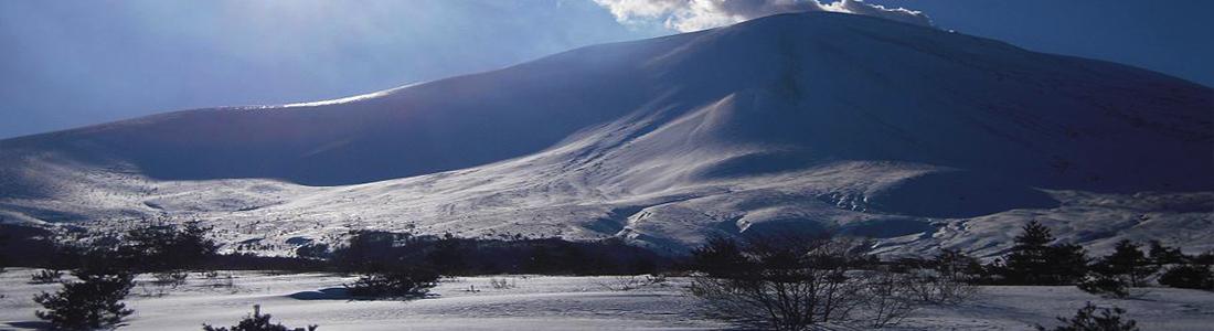 雪浅間山2