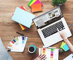 ホームページ制作, Webデザイン