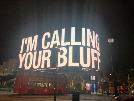 "CIRCA ART - ""im calling your bluff"""