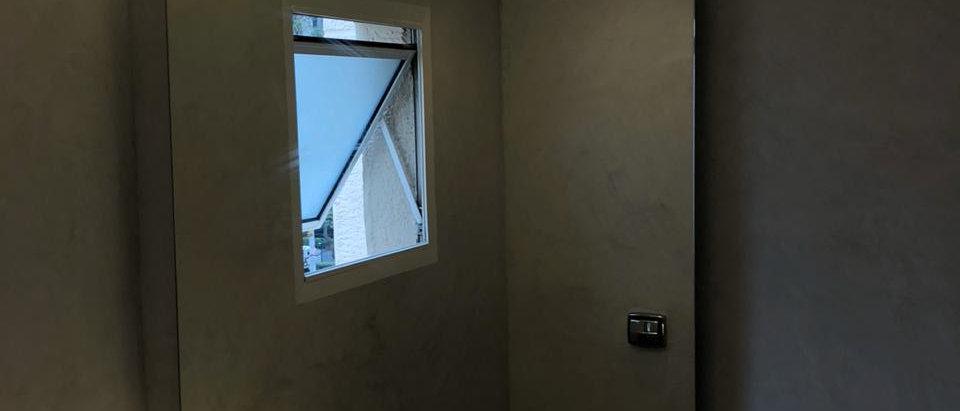 Espelho Flutuante com LED por trás medindo 80cm x 60cm cód. 000157