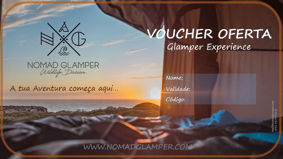 voucher oferta nomad glamper