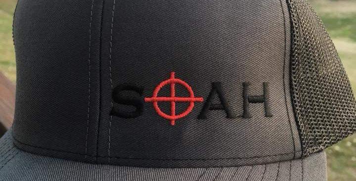Men's Snapback Trucker Style Hat
